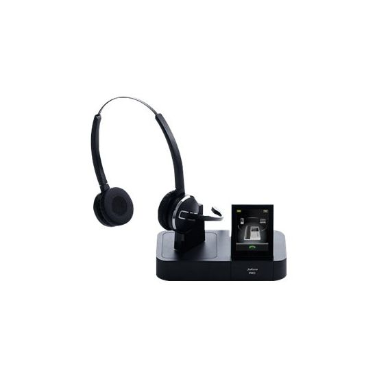 Jabra PRO 9465 DUO - headset