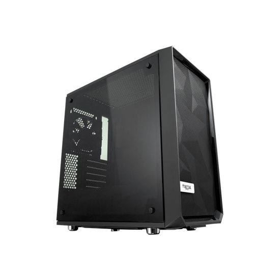 Fractal Design Meshify C Mini - Dark TG - minitower - micro-ATX