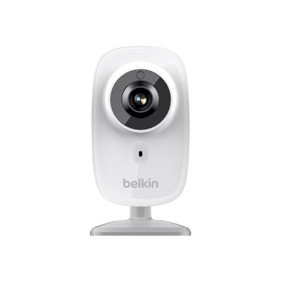 [DEMO] Belkin NetCam HD Wi-Fi Camera with Night Vision - netværksovervågningskamera
