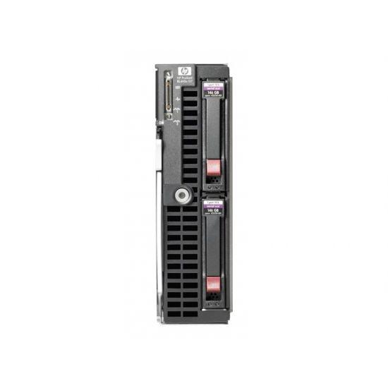 HPE ProLiant BL460c G7 - indstikningsmodul - Xeon L5640 2.26 GHz - 12 GB