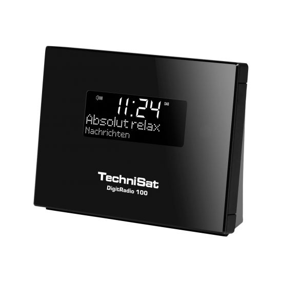 TechniSat DigitRadio 100 - DAB-radiotuner