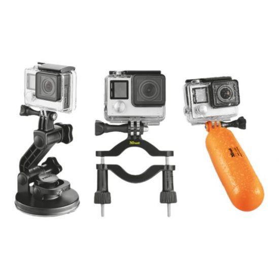 Trust URBAN Actioncam Multipack - udstyrspakke til videokamera