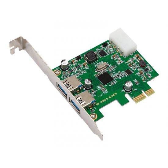 MicroConnect - USB-adapter