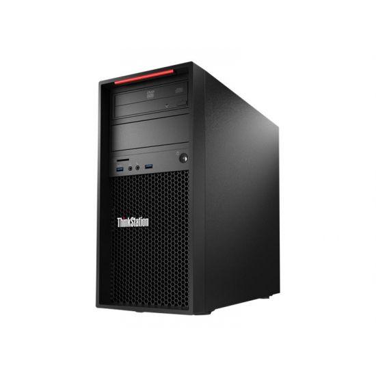 Lenovo ThinkStation P410 - tower - Xeon E5-1650V4 3.6 GHz - 16 GB - 512 GB - Nordisk