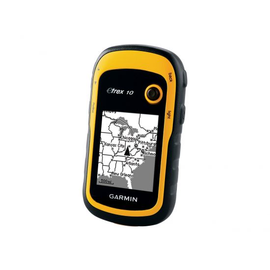 Garmin eTrex 10 - GPS navigator