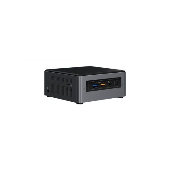 Føniks Intel Office Mini Pro PC - Intel i5 7260U - 8GB DDR4 - Intel Iris 640 Grafikkort - 240GB SSD
