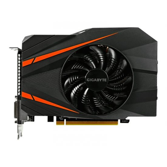 Gigabyte GeForce GTX 1060 Mini ITX 6G (rev. 1.0) &#45 NVIDIA GTX1060 &#45 6GB GDDR5 - PCI Express 3.0 x16