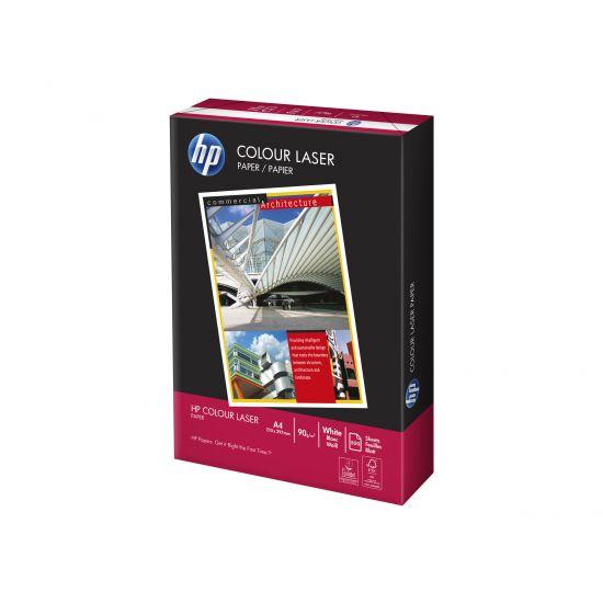 HP Color Laser Paper - almindeligt papir - 500 stk.