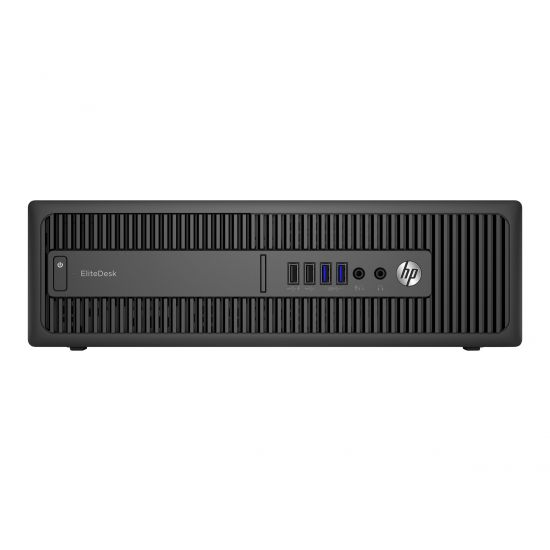 HP EliteDesk 800 G2 - SFF - Core i5 6500 3.2 GHz - 8 GB - 128 GB