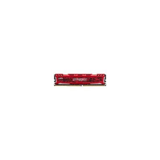 Ballistix Sport LT &#45 16GB &#45 DDR4 &#45 2400MHz &#45 DIMM 288-PIN - CL16