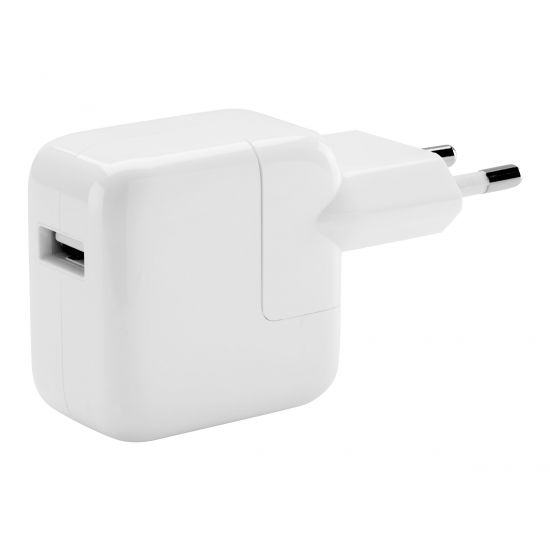 Apple 12W USB Power Adapter - strømforsyningsadapter