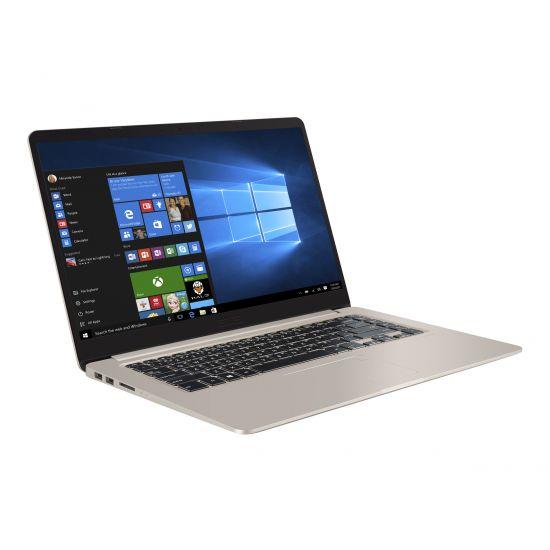 """ASUS VivoBook S15 S510UN-BQ150T - Intel Core i7 (8. Gen) 8550U / 1.8 GHz - 16 GB DDR4 - 256 GB SSD - (M.2) SATA 6Gb/s + 1 TB HDD SATA / 5400 rpm - NVIDIA GeForce MX150 - 15.6"""""""