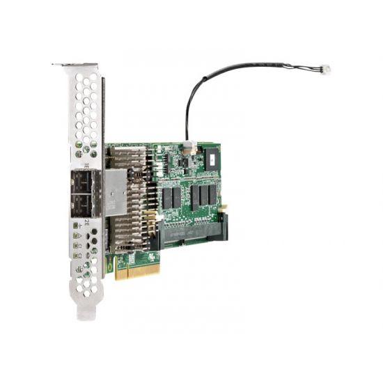 HPE Smart Array P441/4GB with FBWC - styreenhed til lagring (RAID) - SATA 6Gb/s / SAS 12Gb/s - PCIe 3.0 x8