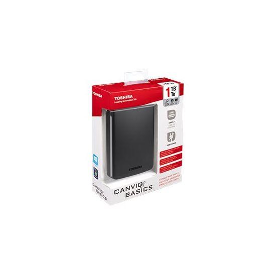 Toshiba Canvio Basics &#45 500GB
