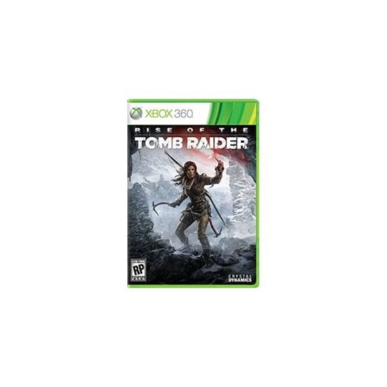 Rise of the Tomb Raider - Microsoft Xbox 360