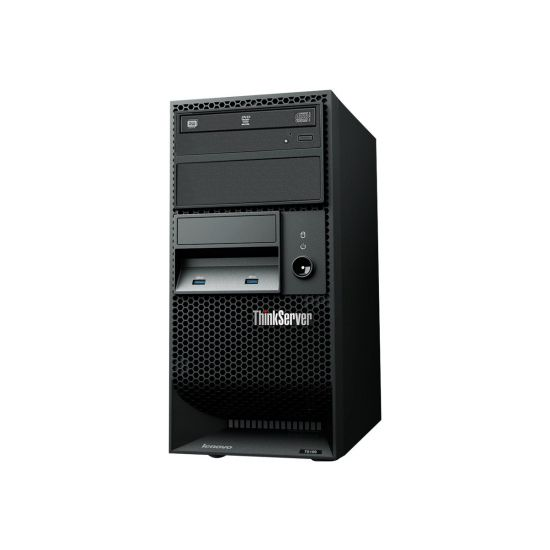 Lenovo ThinkServer TS150 - tower - Xeon E3-1225V5 3.3 GHz - 8 GB - 2 TB