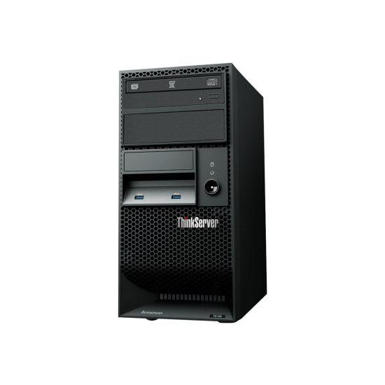 Lenovo ThinkServer TS150 - tower - Xeon E3-1225V5 3.3 GHz - 8 GB - 2 TB