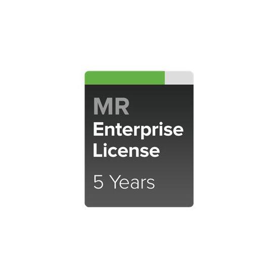 Cisco Meraki Enterprise Cloud Controller - licensabonnemet (5 år) - 1 tilgangspunkt