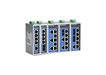 Moxa EtherDevice Switch EDS-205A-S-SC-IEX