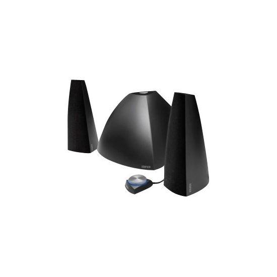 Edifier PrismaBT E3350BT - højttalersystem - til PC - trådløs
