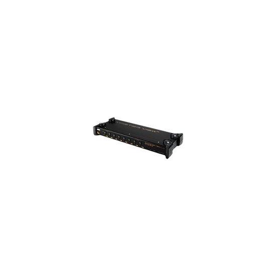 ATEN MasterView CS-9138 - KVM switch - 8 porte - monterbar på stativ