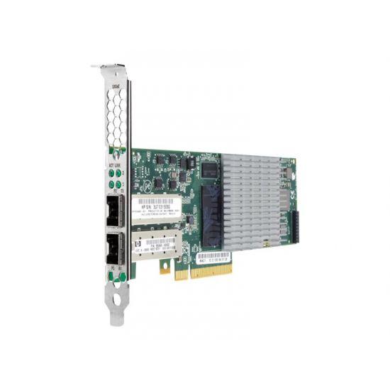 HPE StorageWorks CN1000Q - netværksadapter - 2 porte