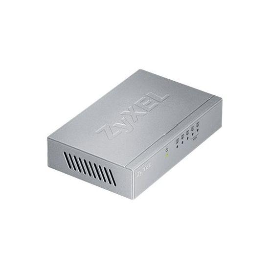 Zyxel ES-105A - v3 - switch - 5 porte - ikke administreret