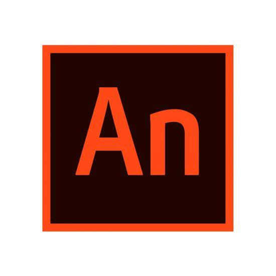 Adobe Animate CC for teams - Team Licensing Subscription Renewal (1 år) - 1 bruger