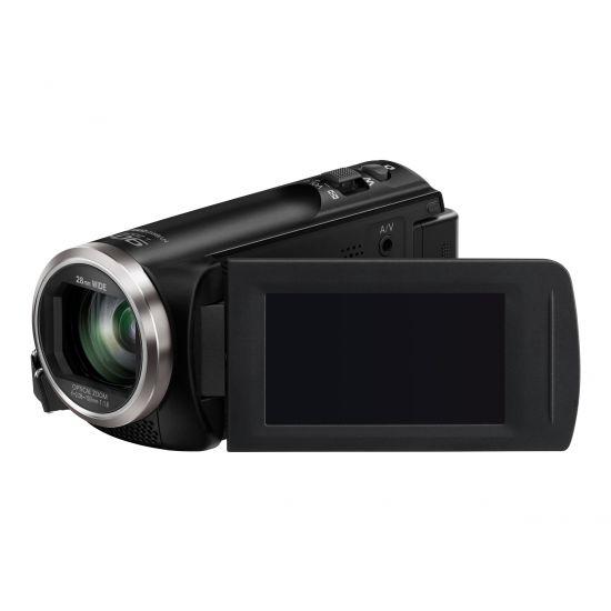 Panasonic HC-V180 - Videokamera - lagring: flashkort