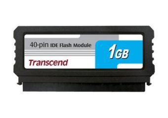 Transcend IDE Flash Module Vertical &#45 1GB