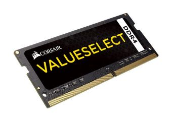 Corsair Value Select &#45 4GB &#45 DDR4 &#45 2133MHz &#45 SO DIMM 260-PIN