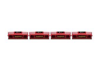 Corsair Vengeance &#45 16GB: 4x4GB &#45 DDR3 &#45 2133MHz &#45 DIMM 240-pin