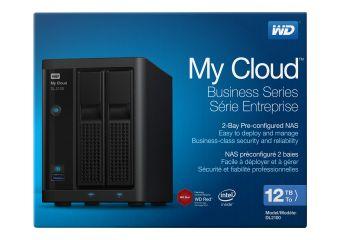 WD My Cloud PR2100 WDBBCL0120JBK