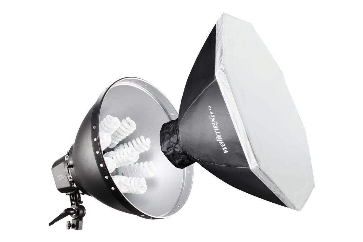 Walimex Pro Daylight 1260 with Softbox