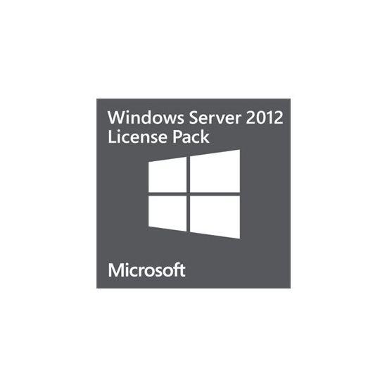 Microsoft Windows Server 2012 - licens