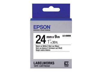 Epson LabelWorks LK-6WBN