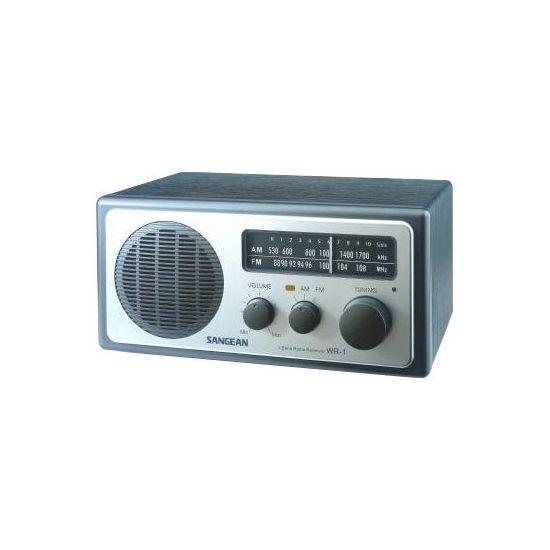 Sangean WR-1 - radio tuner