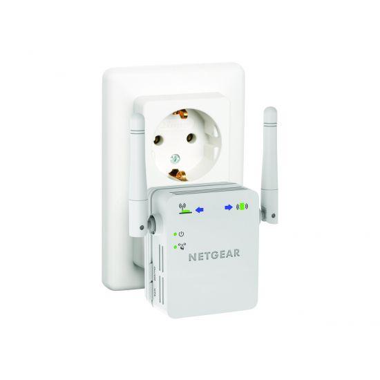 NETGEAR WN3000RPv2 - WiFi-rækkeviddeforlænger