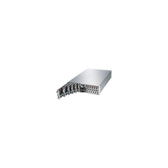 Supermicro SuperServer 5038ML-H12TRF - rack-monterbar - uden CPU - 0 MB