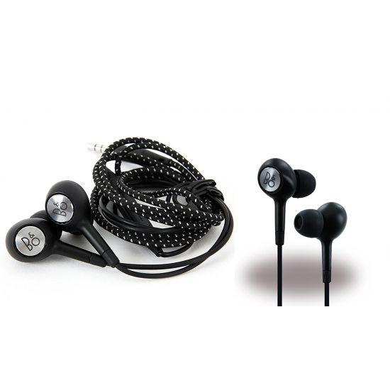 Bang & Olufsen Play HSS-B904 In-Ear Headset For Android - Høretelefoner - Sort - Bulk