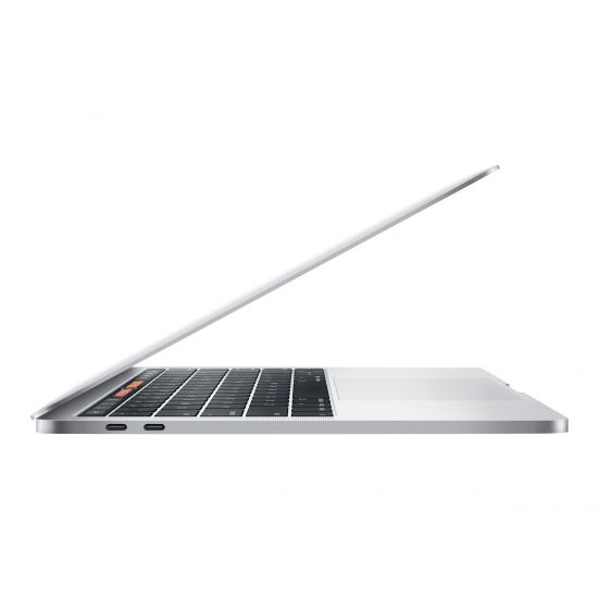 "Apple MacBook Pro with Touch Bar - 15.4"" - Core i7 - 16 GB RAM - 512 GB SSD - Dansk"