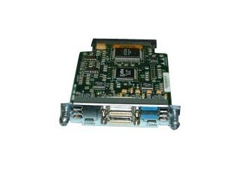 Cisco 2-Port Asynchronous/Synchronous Serial WAN Interface Card