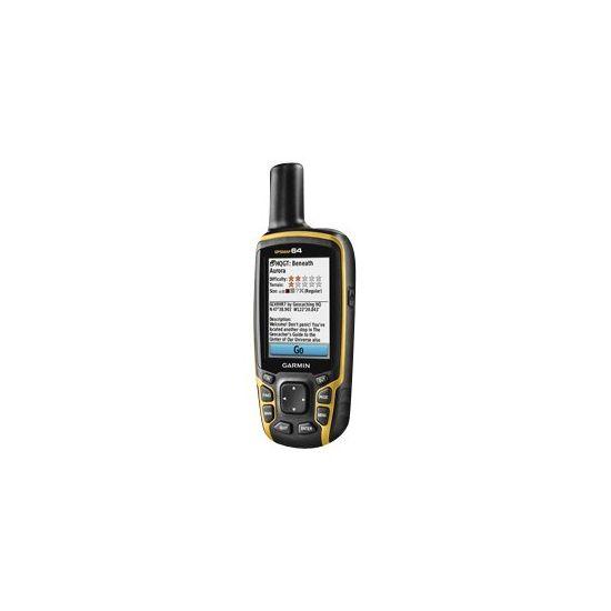 Garmin GPSMAP 64 - GPS/GLONASS navigator