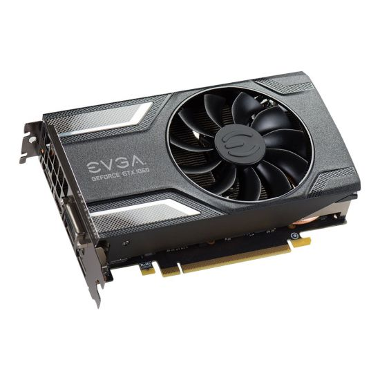 EVGA GeForce GTX 1060 SC Gaming &#45 NVIDIA GTX1060 &#45 3GB GDDR5 - PCI Express 3.0 x16