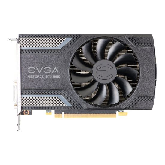 EVGA GeForce GTX 1060 SC Gaming &#45 NVIDIA GTX1060 &#45 3GB GDDR5 - PCI Express 3.0 x16