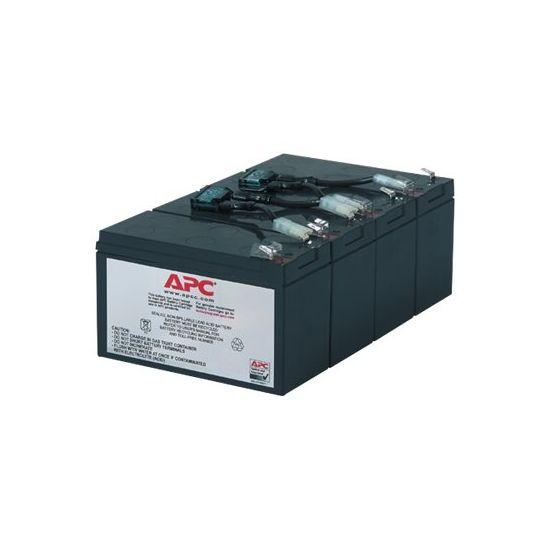 APC Replacement Battery Cartridge #8 - UPS-batteri - Blysyre