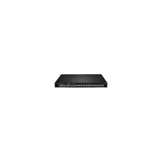 Lenovo Global 4x2x32 Console Manager - KVM switch - 32 porte - monterbar på stativ