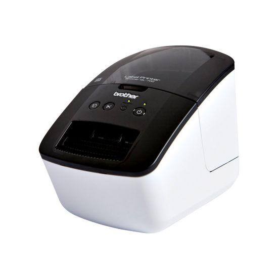 Brother QL-700 - etiketprinter - monokrom - direkt termisk