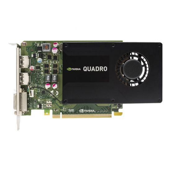 NVIDIA Quadro K2200 &#45 NVIDIA QuadroK2200 &#45 4GB GDDR5 - PCI Express 2.0 x16
