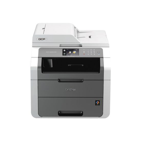 Brother DCP 9020CDW - farve multifunktionsprinter